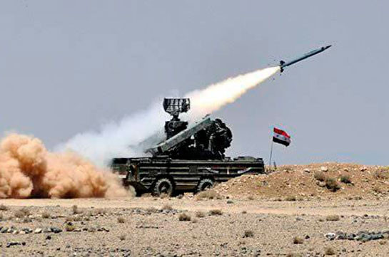 Syria's air defenses repelling missile attacks on Hama outskirts - SANA