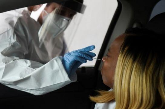 Coronavirus: New York imposes quarantine on eight US states