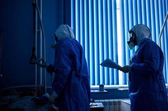 Russia reports 6,800 new coronavirus cases