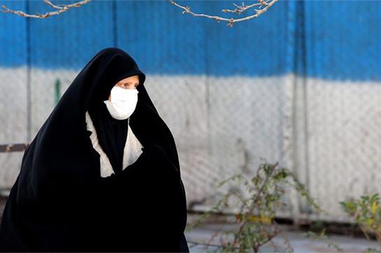 В Иране за сутки выявили около 2,6 тысячи новых случаев коронавируса