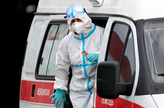Russia reports fewer than 7,000 COVID-19 cases for two days