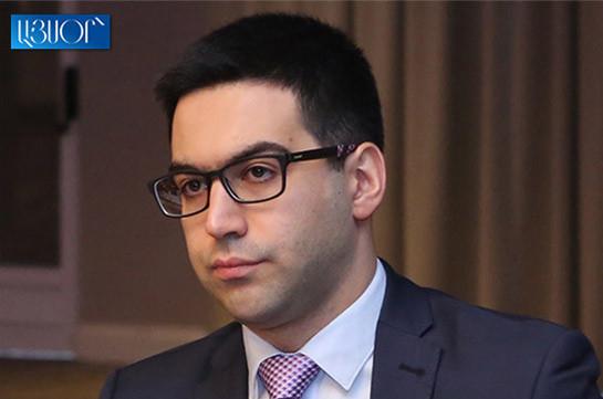 Armenia's justice minister not contracted coronavirus