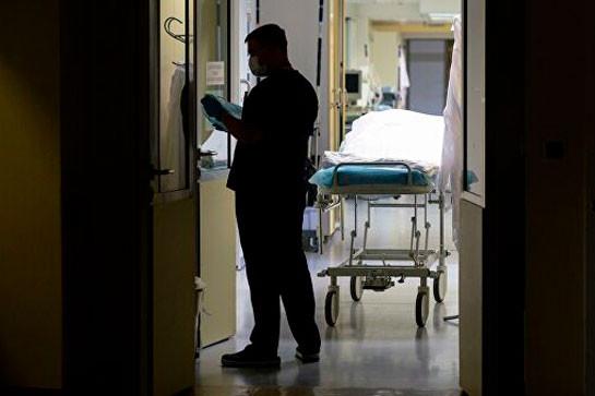 В Египте не менее семи человек погибли при пожаре в больнице