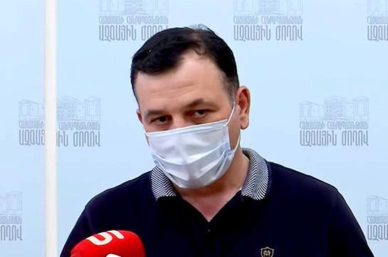 Карен Андреасян и Гагик Джангирян соответствуют предъявляемым к кандидатам в судьи требованиям – Николай Багдасарян