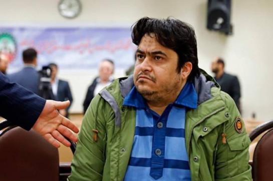 Լրատվական «Amad News» պորտալի ղեկավարին մահապատժի են դատապարտել