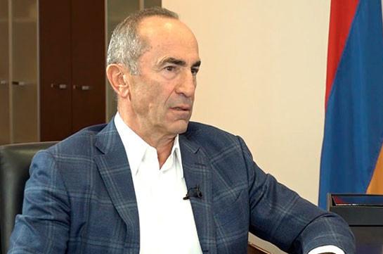 Генпрокуратура подала кассационную жалобу на решение суда об освобождении Роберта Кочаряна