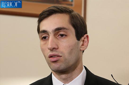 Давид Хажакян обвинил мэра Еревана в бездействии