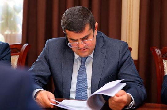 Արցախի Հանրապետության նախագահը հաստատել է կառավարության մի շարք որոշումներ