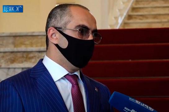 После ухода Давида Ананяна из Комитета государственных доходов масштабных заявлений об отставке не было – Эдвард Ованнисян