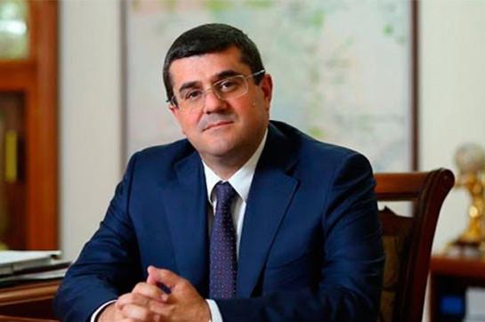 Араик Арутюнян назначил нового советника президента