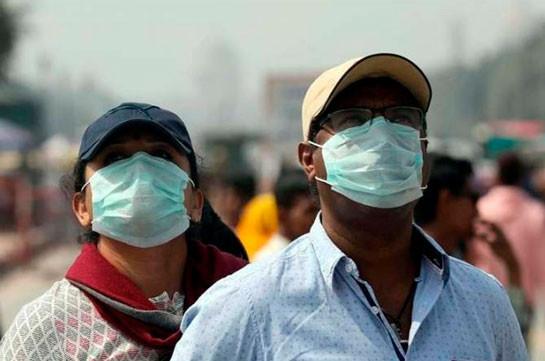 В Индии число заразившихся коронавирусом выросло за сутки более чем на 20 тыс.