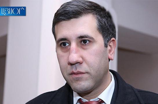 Эти офицеры полиции совершили преступление и не могут избежать ответственности – Рубен Меликян о не позволивших судье КС войти в здание полицейских
