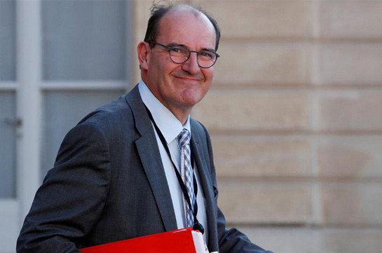 French president names Jean Castex as new prime minister