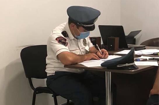 АРМЕНИЯ: Полицейские посетили редакцию Пятого канала