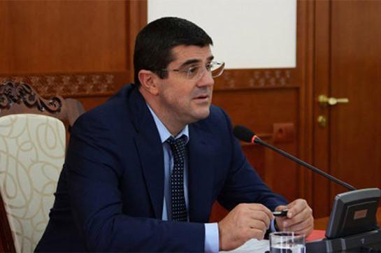 Араик Арутюнян назначил нового заместителем генпрокурора Республики Арцах