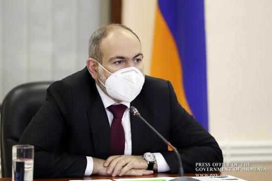 Нормальное развитие Вооруженных сил и необходимо нам для обеспечения мира и стабильности в регионе – Никол Пашинян