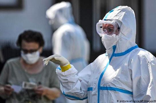 На территории ЕС - вторая волна заражения коронавирусом (Видео)