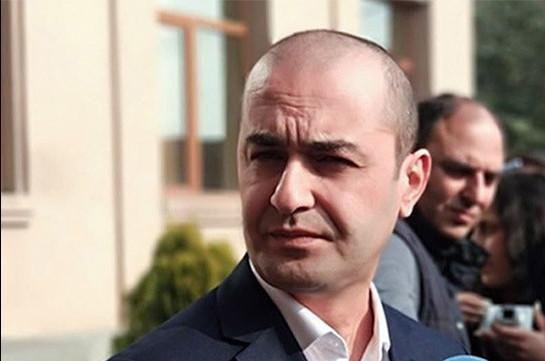 АРМЕНИЯ: Отклонено уже второе ходатайство об аресте бывшего посла Армении при Святом Престоле Микаела Минасяна – Амрам Макинян
