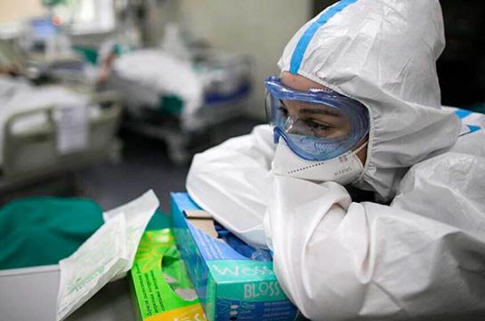 Число зараженных коронавирусом в Грузии превысило 950