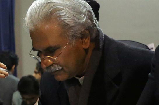 Պակիստանի առողջապահության նախարարը վարակվել է կորոնավիրուսով