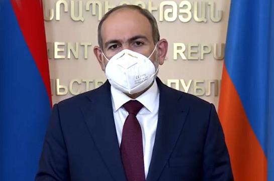 Премьер-министр Армении не исключает вероятность возвращения режима ограничений