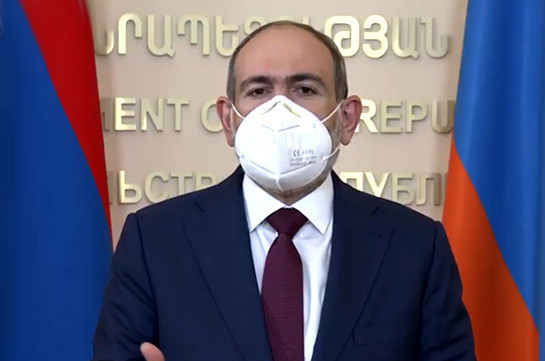 Armenia's PM says state of emergency to probably be extended