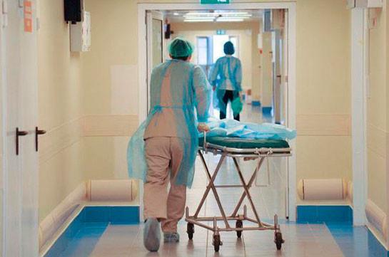 В инфекционной больнице Гюмри проходят лечение 67 пациента с коронавирусной болезнью