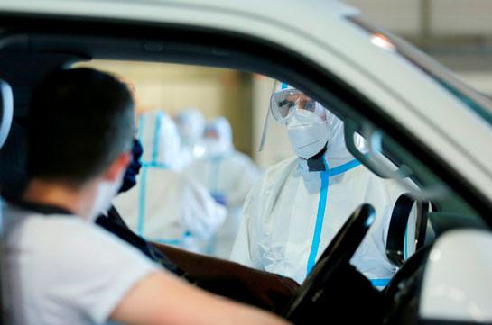 В Германии выявили 397 новых случаев COVID-19