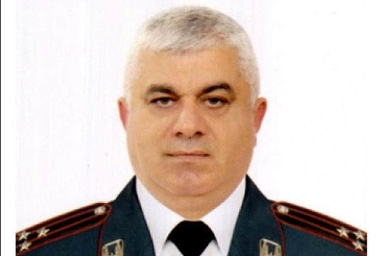 Արամ Հովհաննիսյանը նշանակվել է ոստիկանապետի առաջին տեղակալ