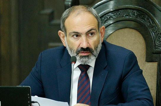 Armenia's PM: Citizen of Armenia not a material to die from coronavirus