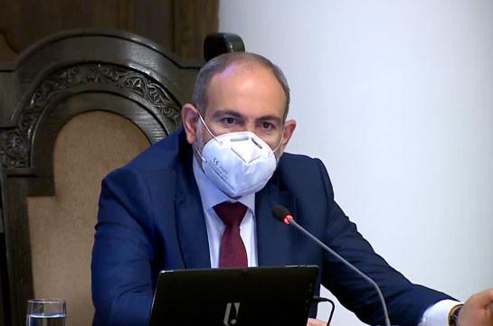 Полиция не может считать факт отсутствия маски уважительным на основании устного заявления граждан – премьер-министр Армении