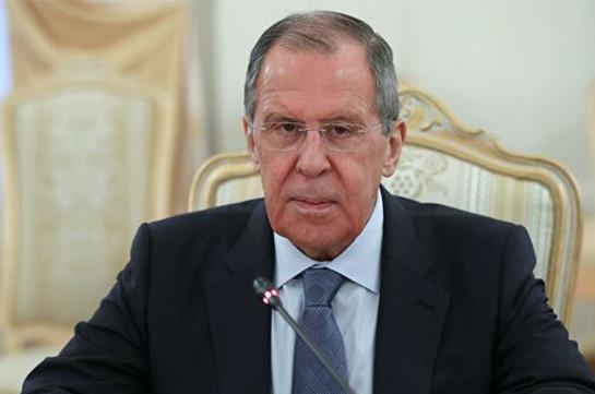Лавров обсудил с главой МИД Кипра вопросы двусторонней повестки
