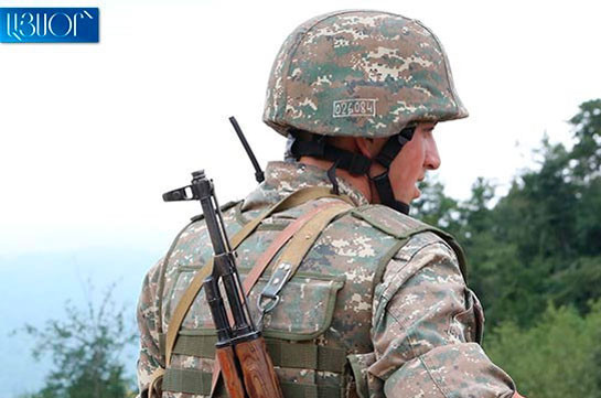 Situation on Artsakh-Azerbaijani Line of Contact generally calm: Defense Army