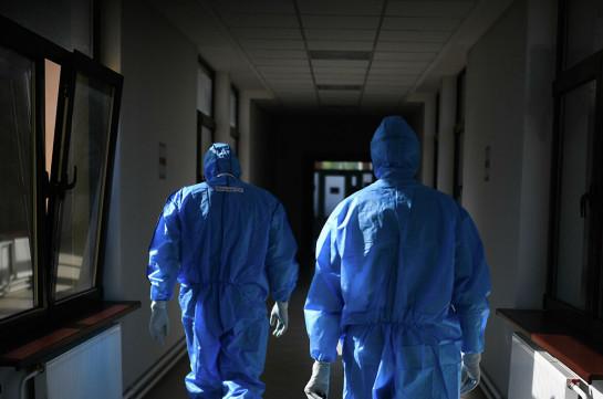 Ռուսաստանում կորոնավիրուսի հետևանքով մեկ օրում 104 մարդ է մահացել