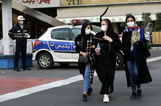 Число жертв коронавируса в Иране превысило 13 тысяч