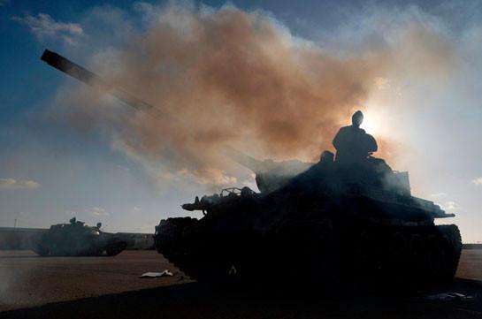 Парламент на востоке Ливии разрешил Египту вмешаться в ливийский конфликт