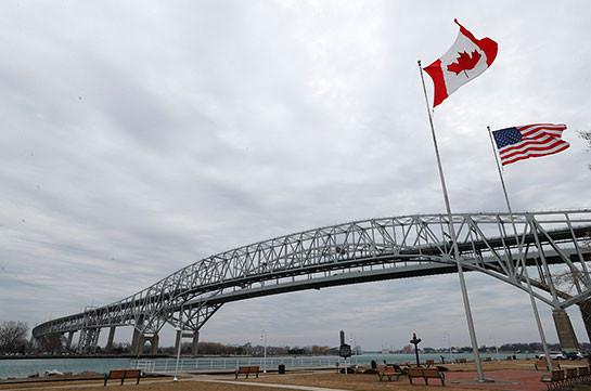 Власти США намерены оставить границу с Канадой и Мексикой закрытой до конца августа