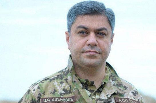 Consolidation over army is our duty: Artur Vanetsyan