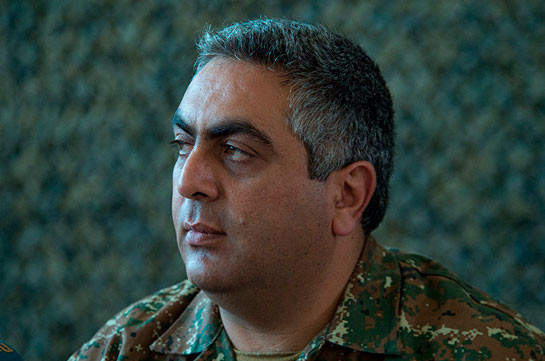 Situation on Armenian-Azerbaijani border now calm: Defense Ministry representative