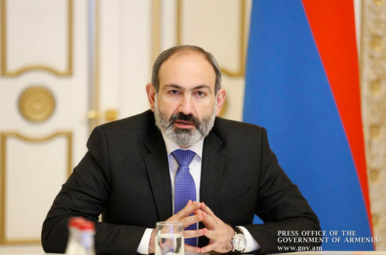 Armenia's PM applies to President of the Republic for awarding Armenian servicemen killed in Tavush posthumously