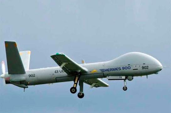 Азербайджанский беспилотник Hermes 900 израильского производства сбит модернизированной в Армении системой «Оса-АКМ»