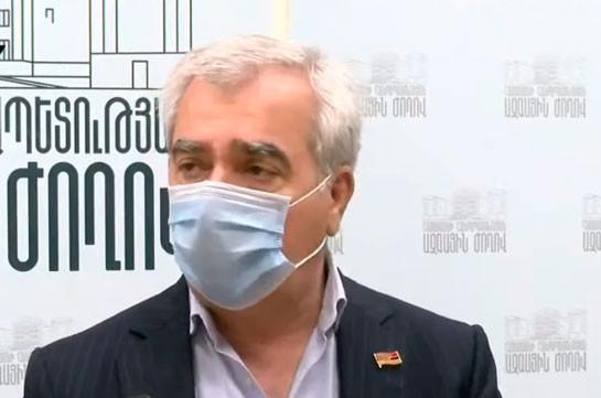 Противник принужден к сегодняшнему перемирию – Андраник Кочарян