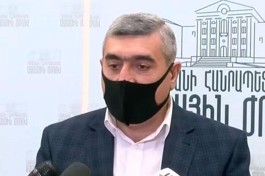 В случае новой войны Азербайджан окажется перед угрозой потери большого количества боевой техники, территорий и военнослужащих – Ширак Торосян