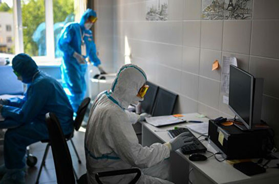 ԱՄՆ-ում մեկ օրում գրանցվել է կորոնավիրուսի 67 417 նոր դեպք