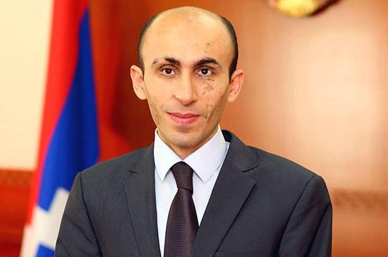 Власти Азербайджана глубоко погрязли в «взлелеянном» ими болоте армяноненавистничества – Артак Бегларян
