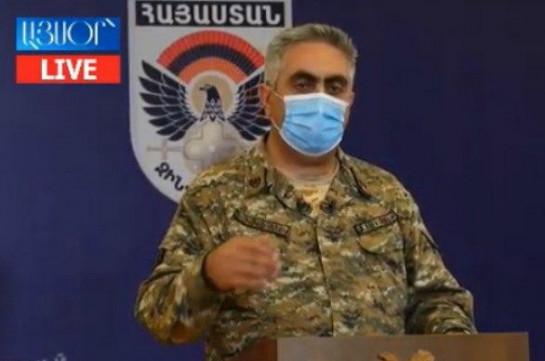 Armenia's Armed Forces do not target any Azerbaijani village, any civilian: Artsrun Hovhannisian