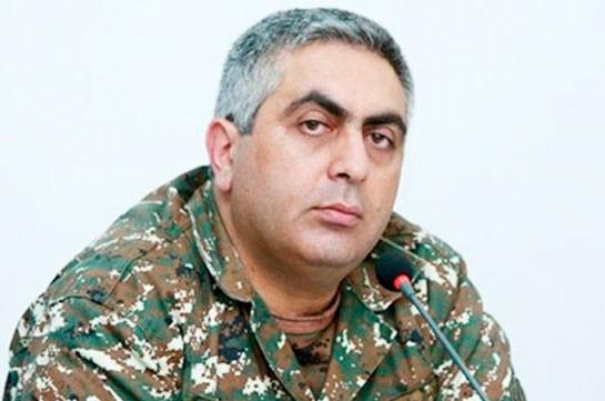 Около 100 азербайджанских военнослужащих подразделения спецназначения при поддержке артиллерии пытались захватить позицию «Бесстрашный», но были отброшены – Арцрун Ованнисян