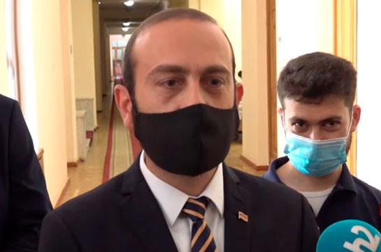 Наши партнеры по ОДКБ проинформированы о том, что Вооруженные силы Армении полностью контролируют ситуацию, и нет необходимости во вмешательстве – Арарат Мирзоян