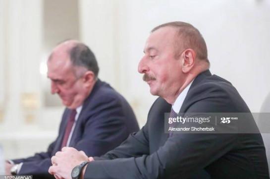 Ադրբեջանի նախագահը աշխատանքից հեռացրել է արտաքին գործերի նախարար Մամեդյարովին