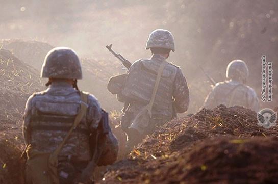 Զգուշացնում ենք՝ ադրբեջանական զինված ուժերի առավոտյան դիակների թիվը կարող է խիստ ավելանալ. ՊՆ